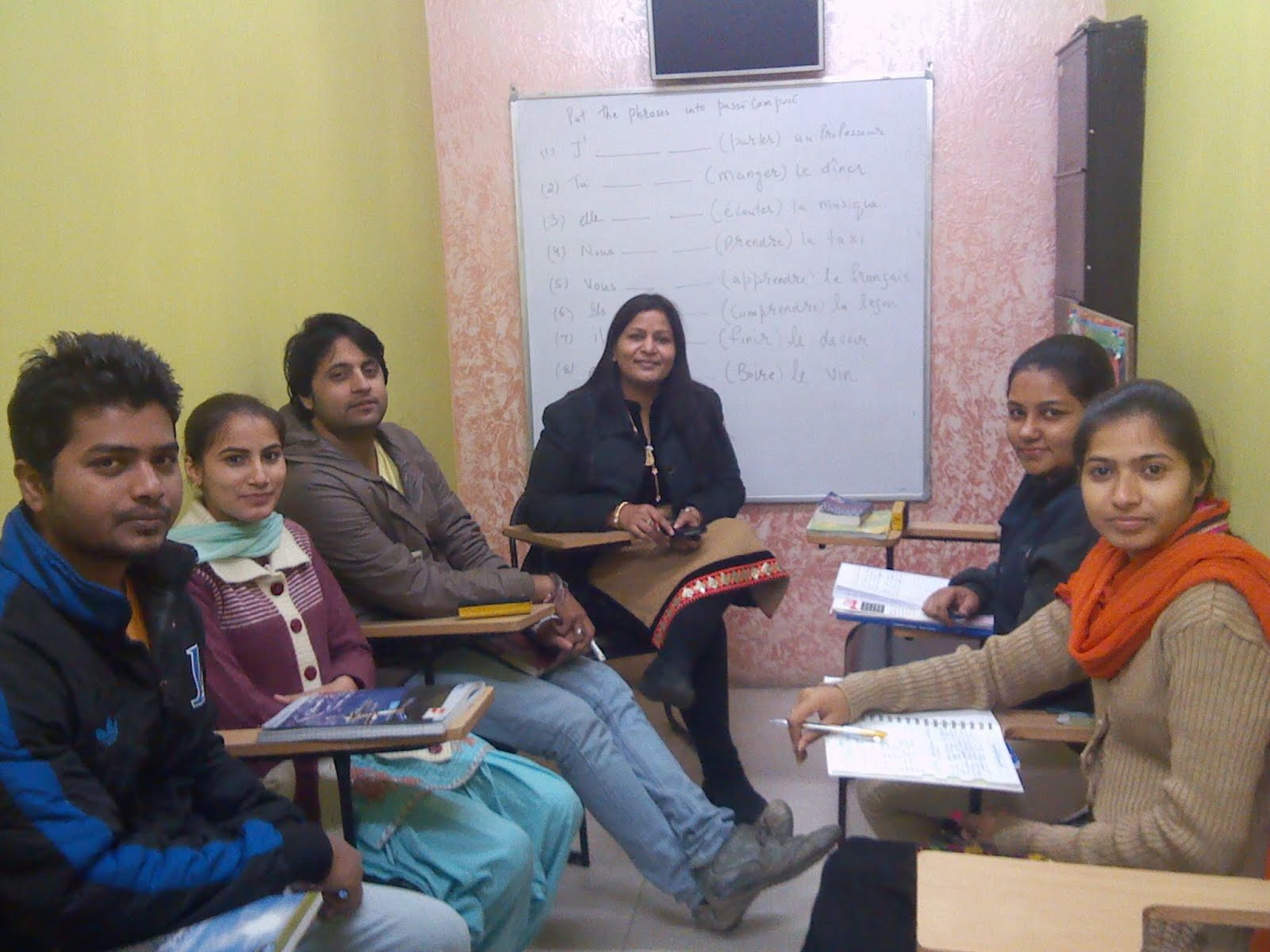 dutch language classes in chandigarh