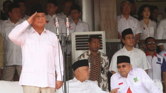 Prabowo: Mengapa Mereka Takut Sama Saya?\