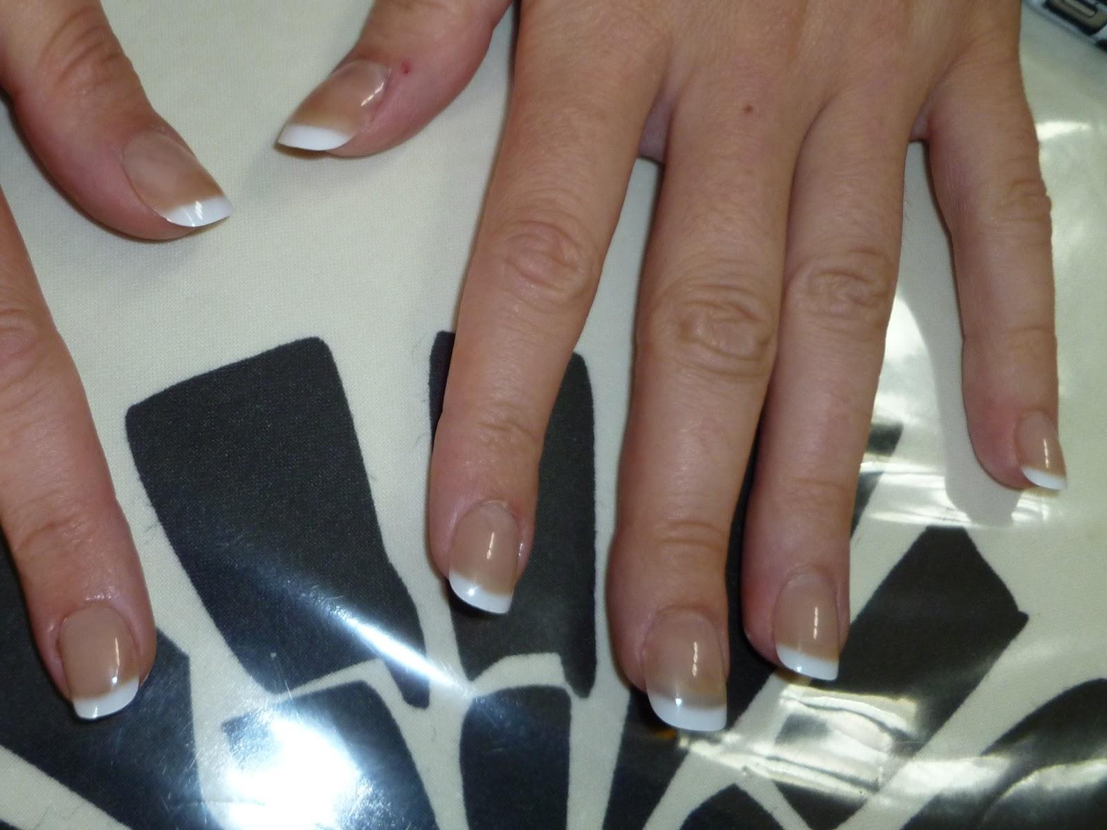 faux ongles leclerc
