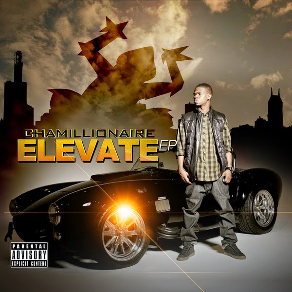 Chamillionaire - Elevate Cover