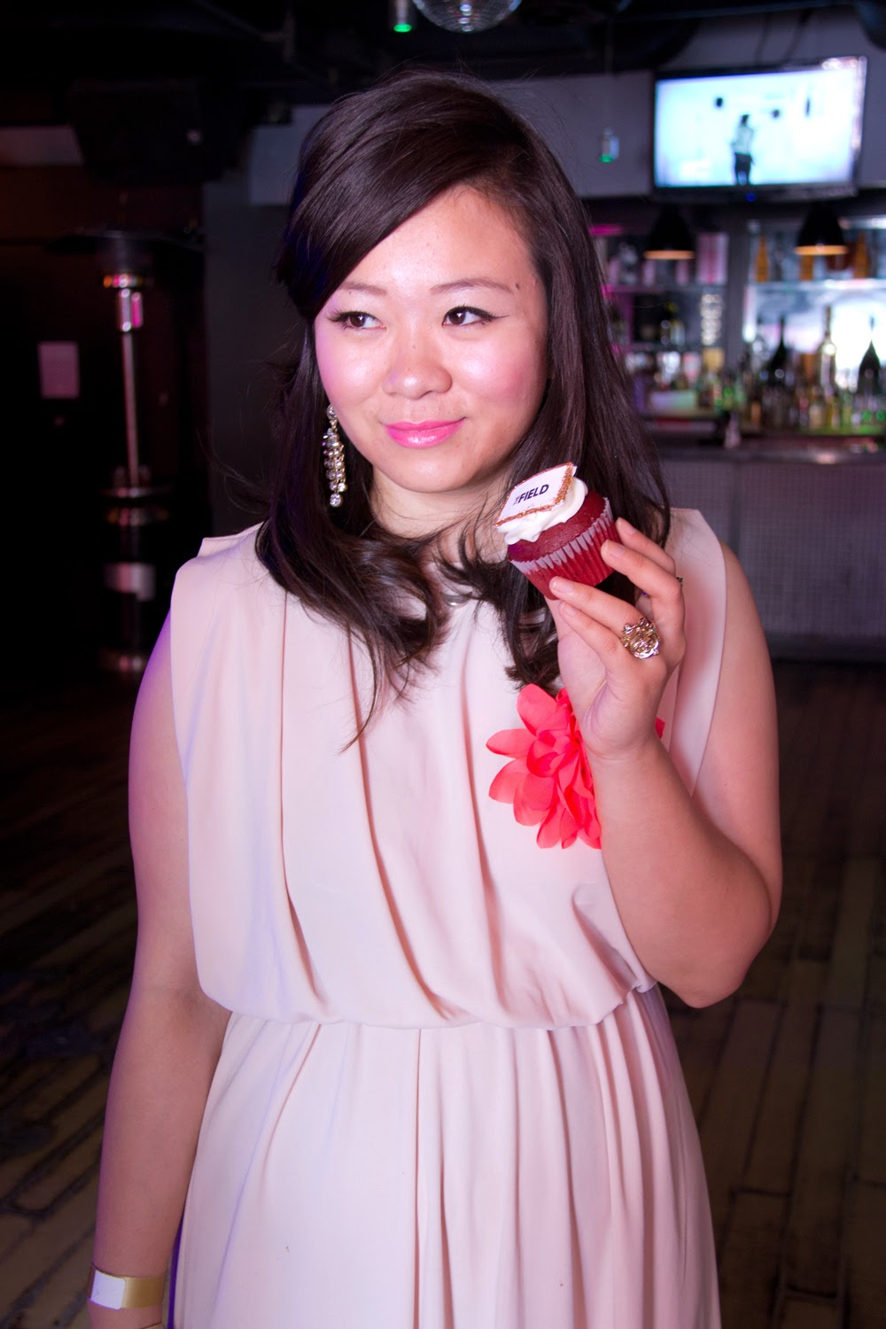 The-fields-party, much-music-video-award-2014, melly-cupcake