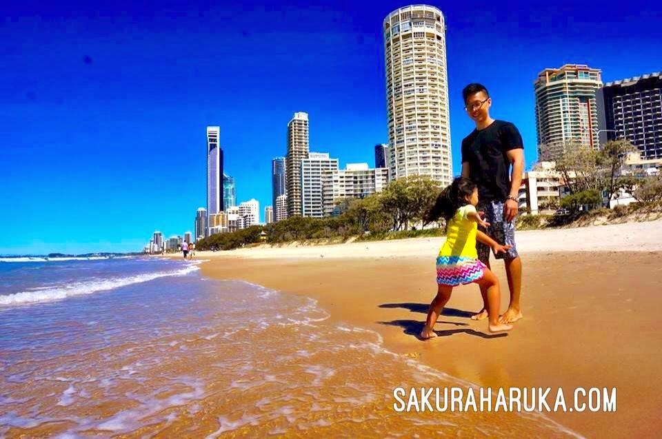 Sakura Haruka Singapore Parenting And Lifestyle Blog Australia 2014 The Glorious Gold