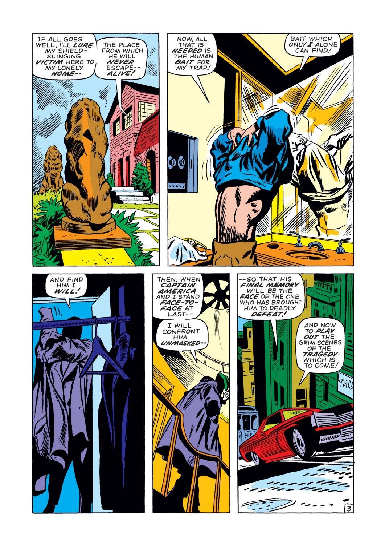 Captain America (1968) Issue #131 #45 - English 4