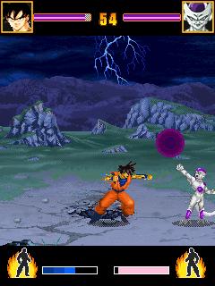 Super Dragon Ball Z - Jogos Java