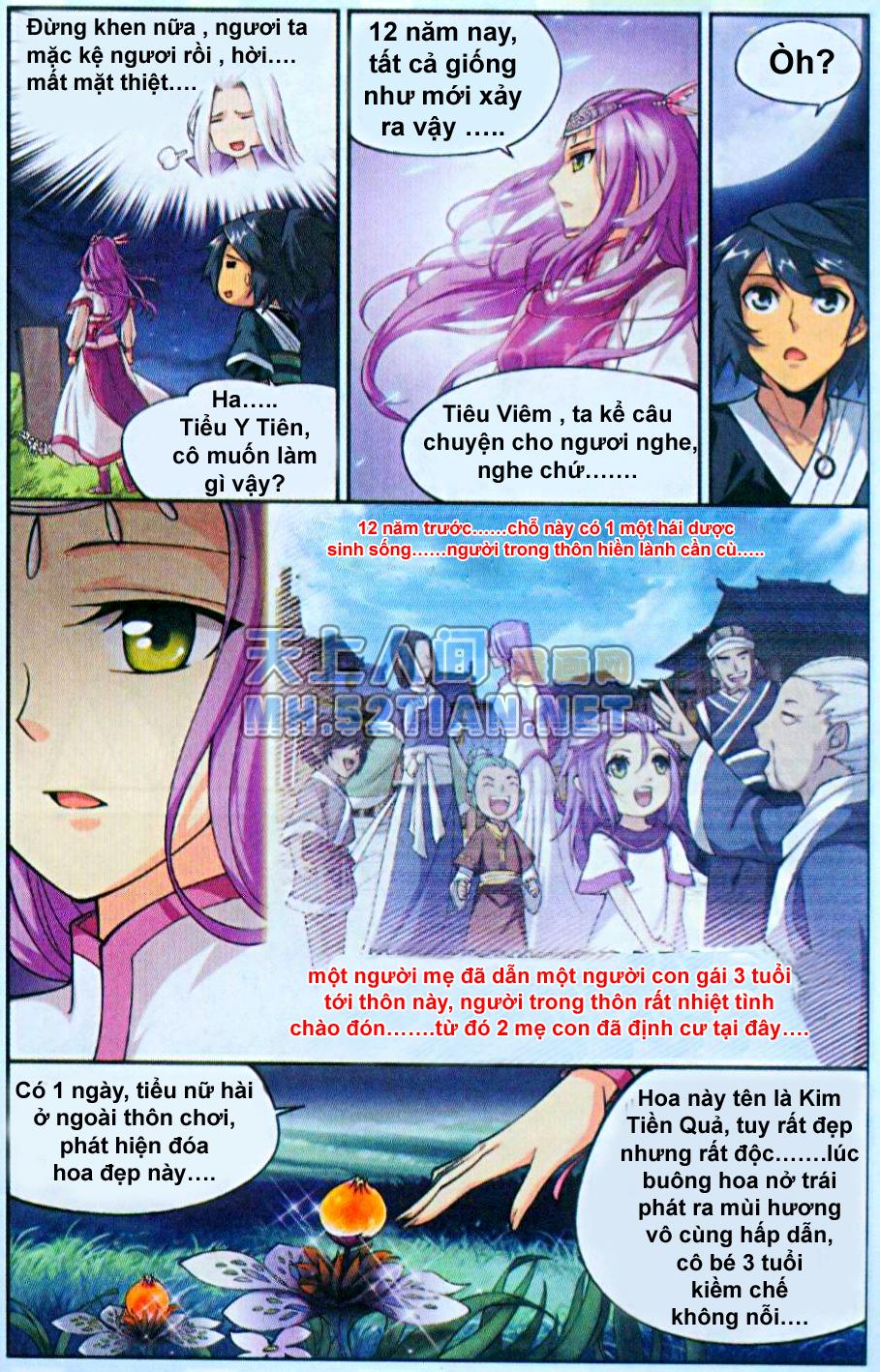 Đấu Phá Thương Khung chap 34 page 6 - IZTruyenTranh.com