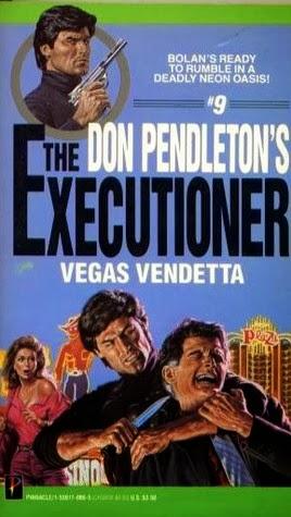 Executioner 009 Vegas Vendetta