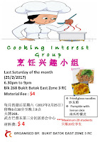 Cooking Interest Group