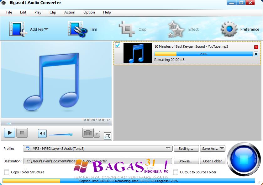 how to delete audio track in vob files