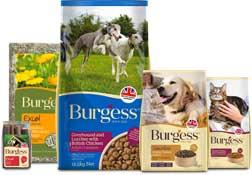 cibo per cani e gatti Burgess Pet Care