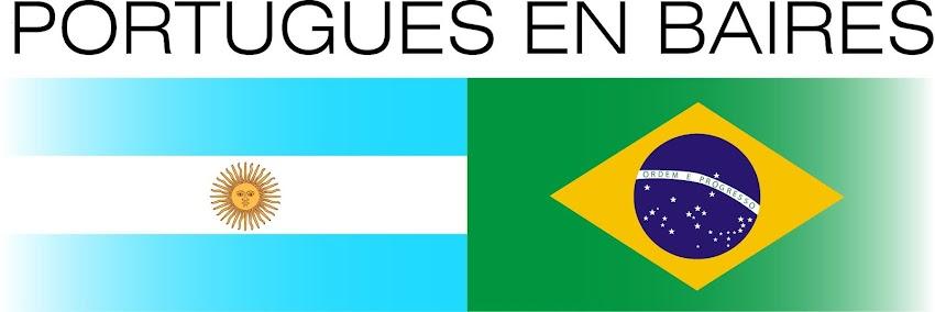 Portugués en Baires