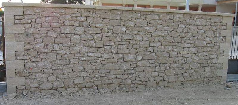 Pierre a batir utilisez la pierre naturelle du gard pour for Pierre pour mur exterieur