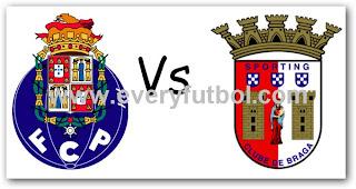 Ver Porto Vs Sporting de Braga En Vivo