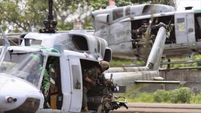 Marines de EEUU en Centroamérica amenazan la democracia en la región