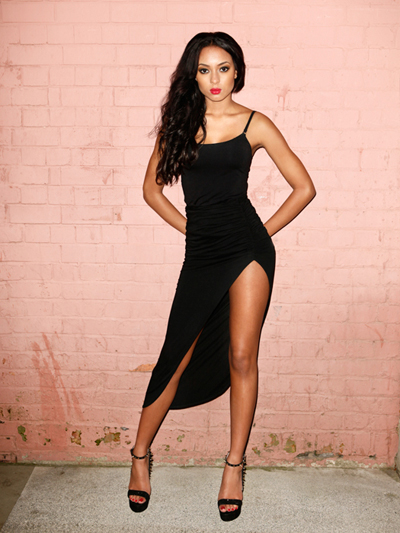 Model Rebekah photographed by Jason Harry