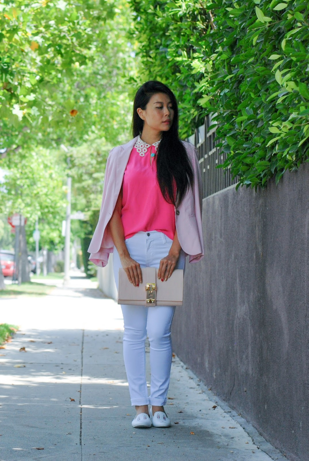 asian american fashion lawyer blogger Jenny Wu
