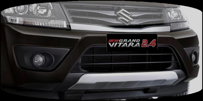 Logo Suzuki New Grand Vitara