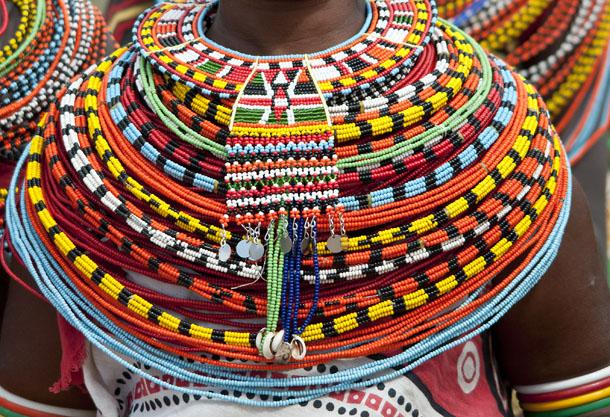 Uma Africana em tudo
