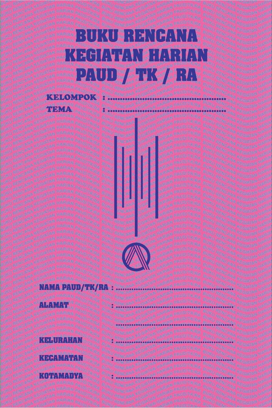 Buku Administrasi Sekolah Buku Induk Paud Tk Sd Smp Sma Smk Terlengkap Buku Paud Buku Tk
