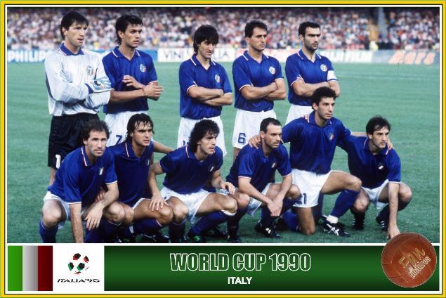 Resultado de imagem para italia 2000 escalação