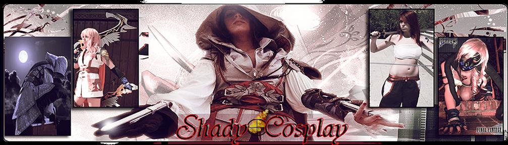 Shady Cosplay ♨
