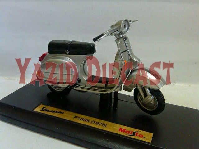 Vespa P150X 1978