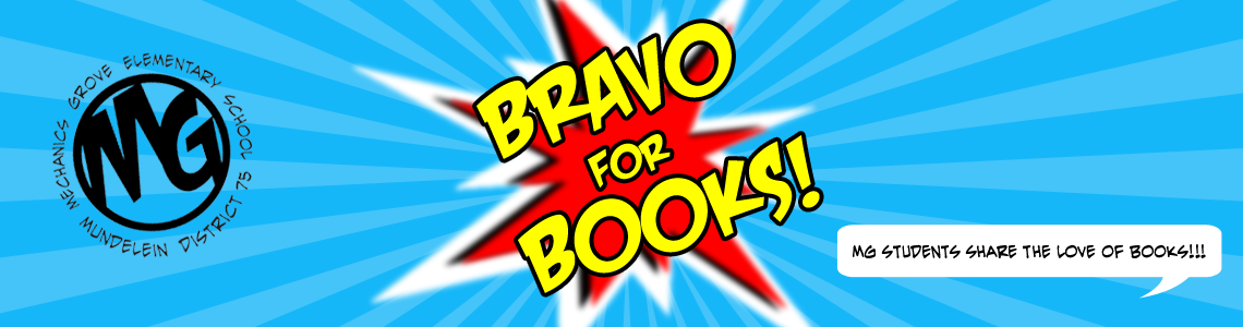 Bravo for Books!