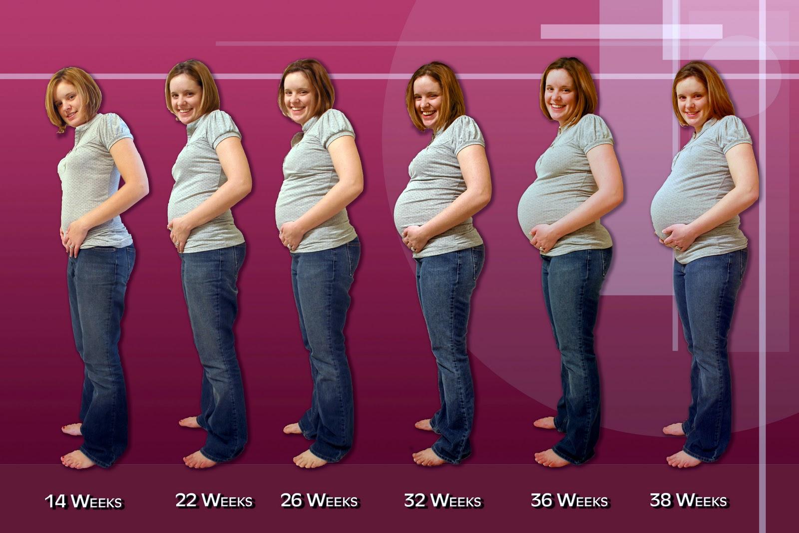 Кто ел орехи во время беременности
