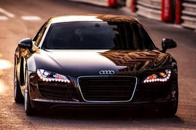 Black Audi Car Images