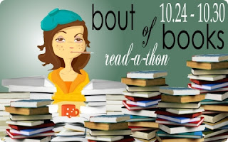 Bout of Books Readathon Update Post!