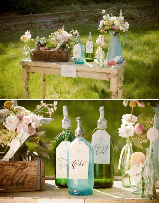 C mo decorar una boda r stica foro organizar una boda - Muebles para bodegas rusticas ...