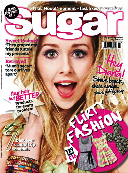17 teen magazines