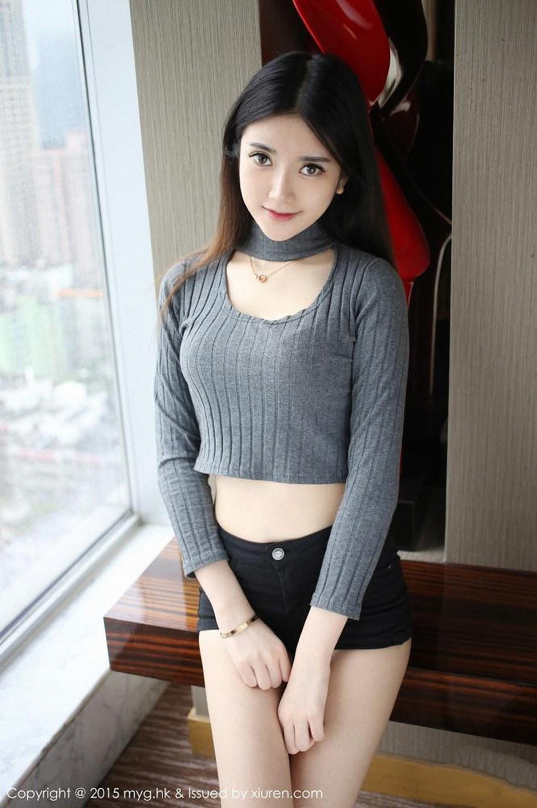 39 - Sexy Girl Model MYGIRL VOL.119