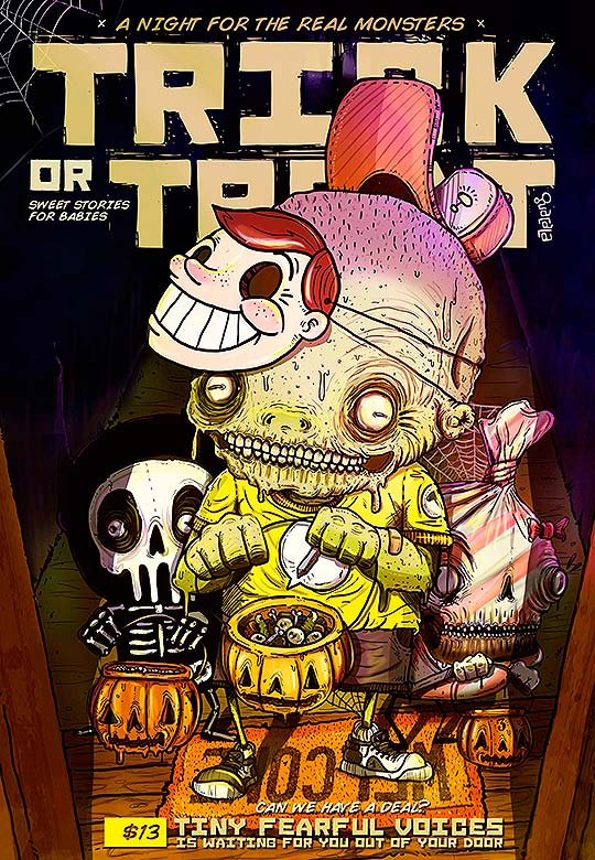 Trick or treat de Guacala Colectivo Visual