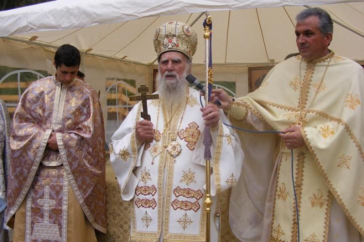 Inalt Preasfintitul Parinte Gherasim, Arhiepiscopul Ramnicului. 29.04.2011