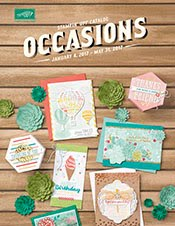 NEW Occasions Catalog