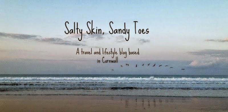 Salty Skin Sandy Toes