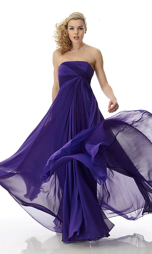 Theblog Long Prom Dress 2011