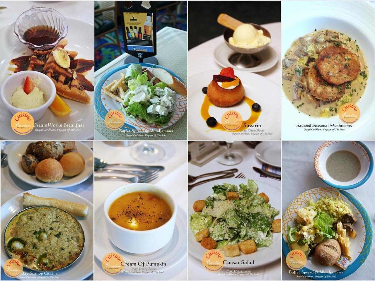 Cuisine Paradise Singapore Food Blog Recipes Reviews And Travel Royal Caribbean