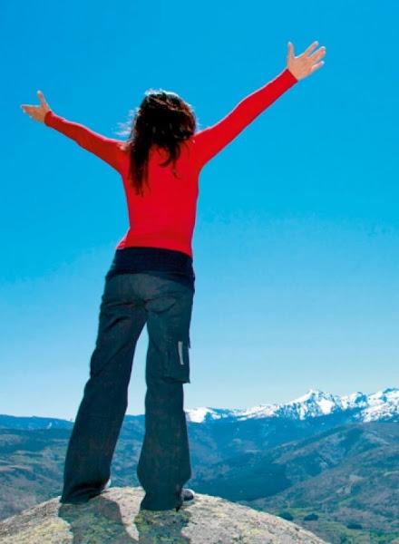 Interpretar los sueños ¿Qué significa cuando sueñas con una montaña?