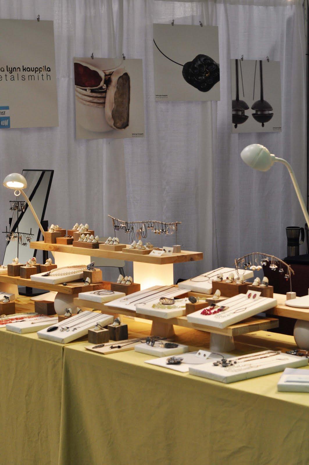 Britta lynn design american craft council for American craft council show