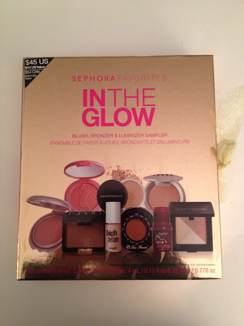 Exclusive & Limited Edition Sephora Favorites In the Glow Sampler Giveaway