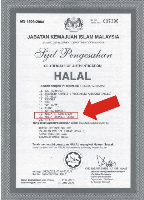 SIUPL PT. Melia Nature Indonesia dari