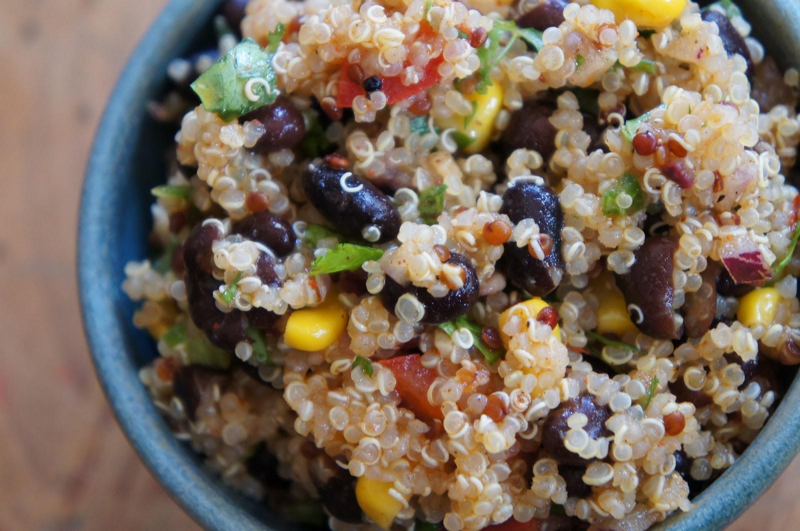 Whisked Away: Southwest Quinoa Salad