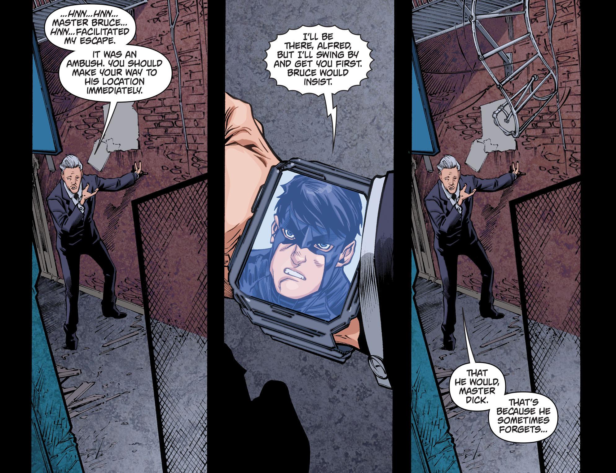 Batman: Arkham Knight [I] Issue #23 #25 - English 10