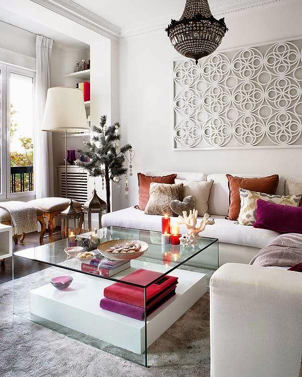 10 salas modernas irresistibles para inspirarse