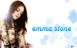Emma Stone from Amazing Spider Man as Gwen Stacy HD Wallpaper