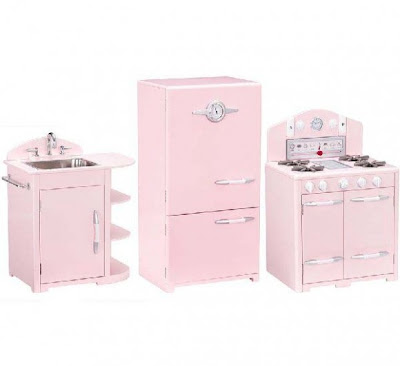 Dise o de cocina de color rosa para ni as c mo dise ar - Cocinas de color rosa ...