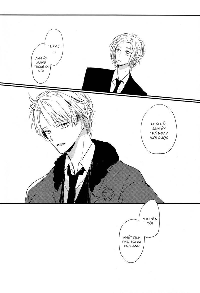 Hình ảnh  in APH Doujinshi - World's End Boyfriend