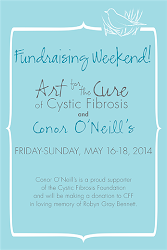 Fundraising Weekend!