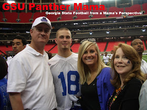 Follow GSU Panther Mama on FACEBOOK!